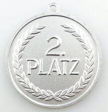#e5789 DDR Medaille 2. Platz DTTV BFA Deutscher Tischtennis Verband Magdeburg