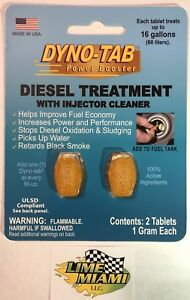 Dyno-tab-Diesel-Treatment-with-Injector-Cleaner-2-tab-Dynotab-Card-Car-amp-Truck