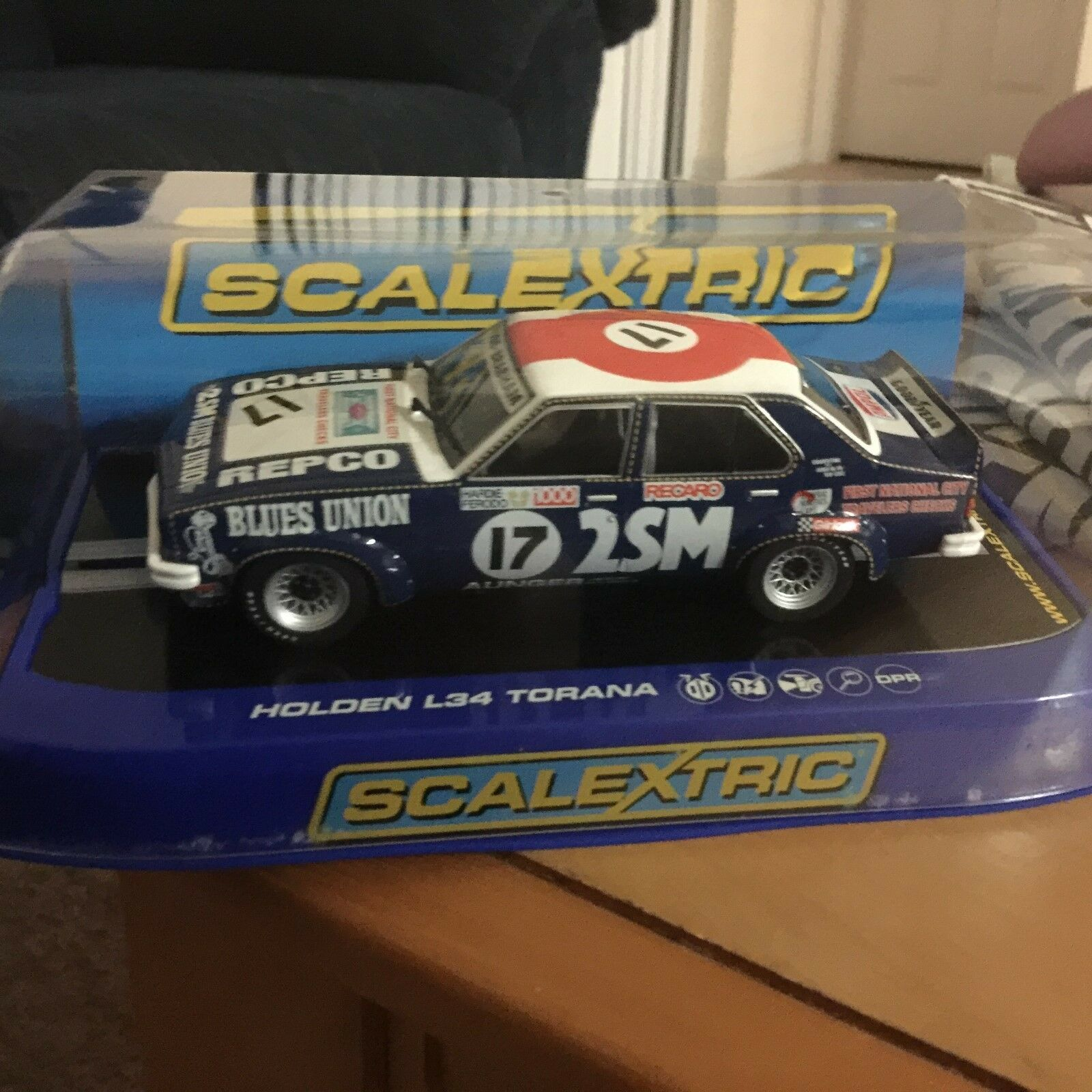 Scalextric Holden L34 Torana DPR C3304 Rare Deleted M B New Boxed