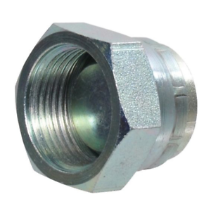 1//2″ BSP Swivel Cap Hydraulic Adaptor