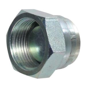 1//2″ BSP Swivel Cap Hydraulic Adaptor