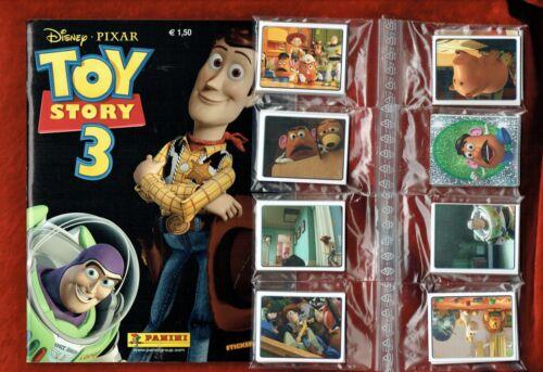kompletter Satz Toy Story 3 Stickeralbum Panini