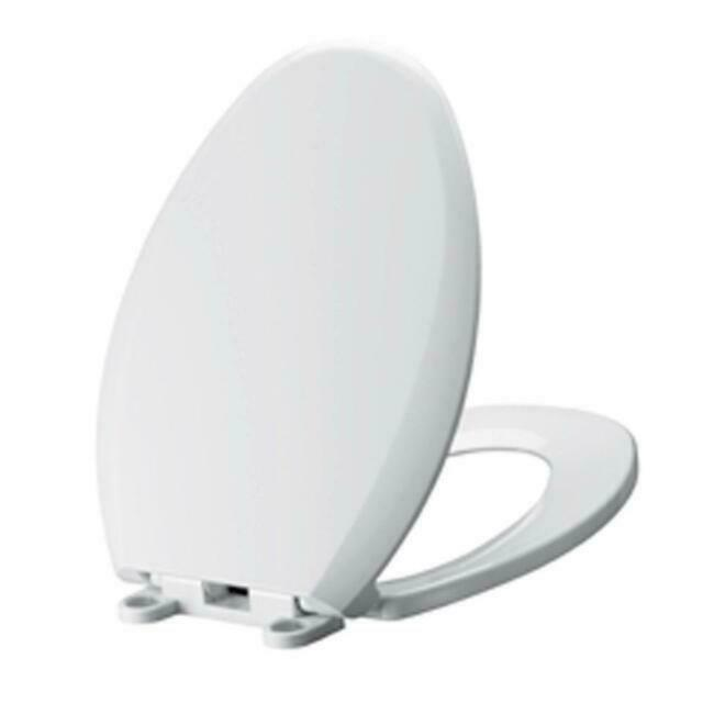American Standard Elongated Slow Close Toilet Seat White For Sale Online Ebay