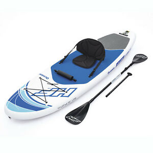 Bestway-Hydro-Force-Inflatable-10-Foot-Oceana-SUP-Stand-Up-Lake-Paddle-Board