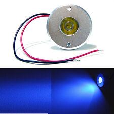 Marine 2 pcs MARINE BOAT LED LIVEWELL BLUE COURTESY LIGHT WATERPROOF