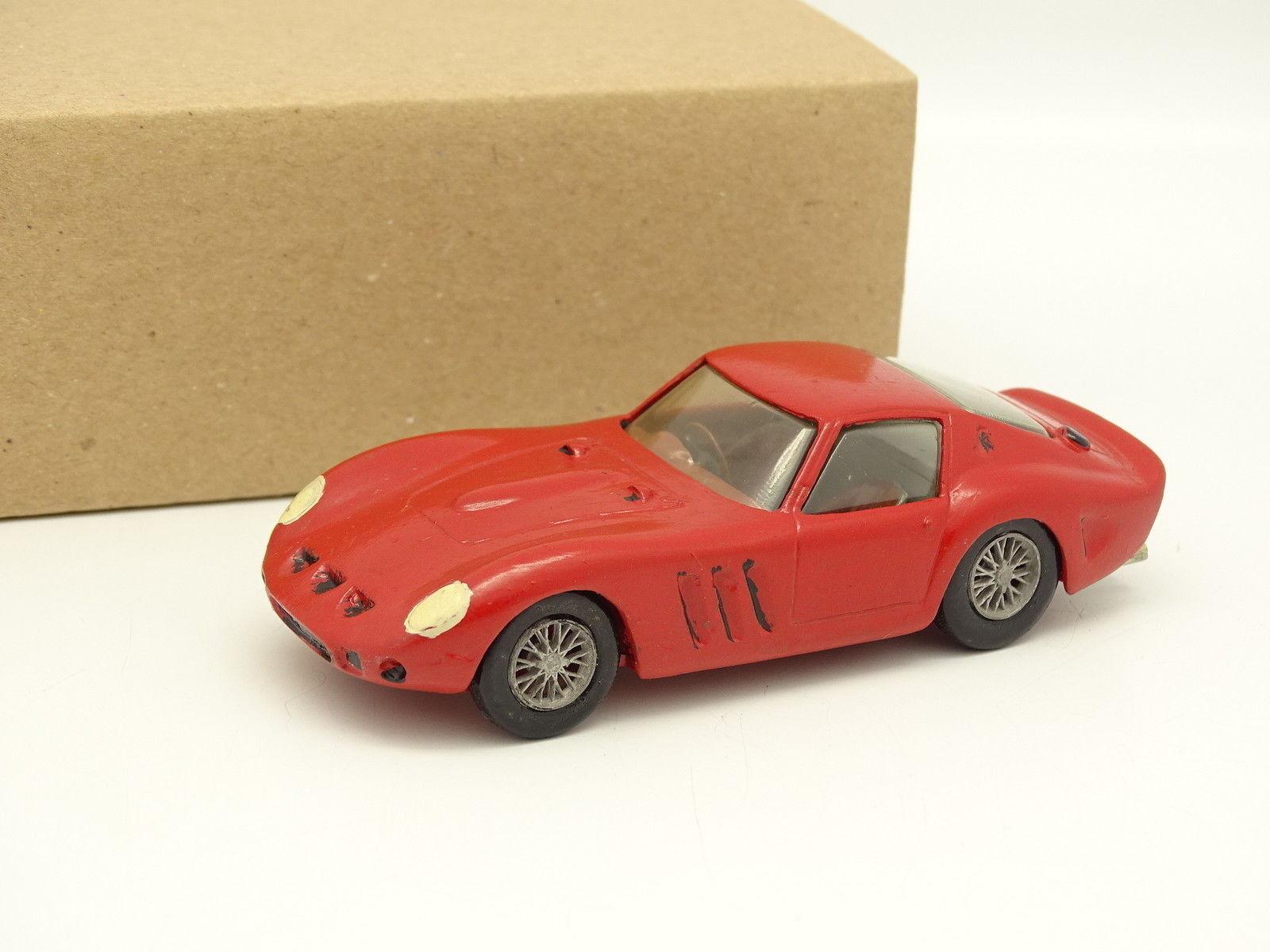 John Day Kit Métal Monté 1 43 - Ferrari 250 GTO