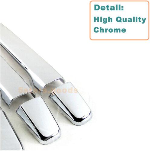 Smart Chrome Door Handle Covers Trims For Mitsubishi Outlander Outlander Sport
