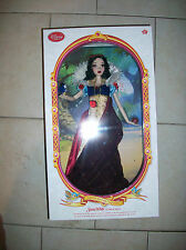 Disney Deluxe Limited Edition Dolls Snow White -Queen of Hearts 6 DOLLS SERIES
