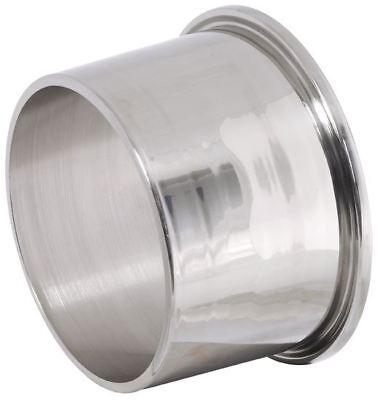 """00283 K&n Metal Base Plate Bp; 9 """"d, Ss, 7-5/16"""" Flg, V / S, 5 """"h Senza Timbro, Provenienti-"""