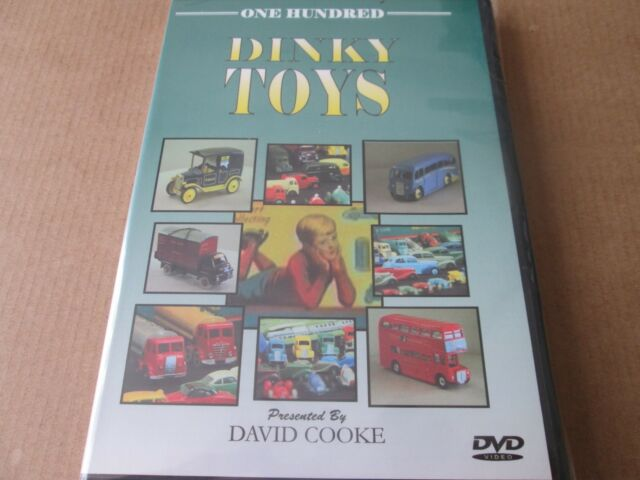 One Hundred Dinky Toys (DVD, 2004)  NEW AND SEALED REGION 2 UK