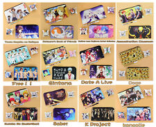 Shiba Inu Muco Doge Corgi Free Saber Miku Anime Phone Bag Pencil Case Cosmetic