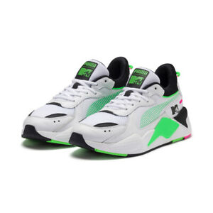 Details about New PUMA RS X Tracks MTV POP Trainers Chunky Shoes Sneakers White(37184101)
