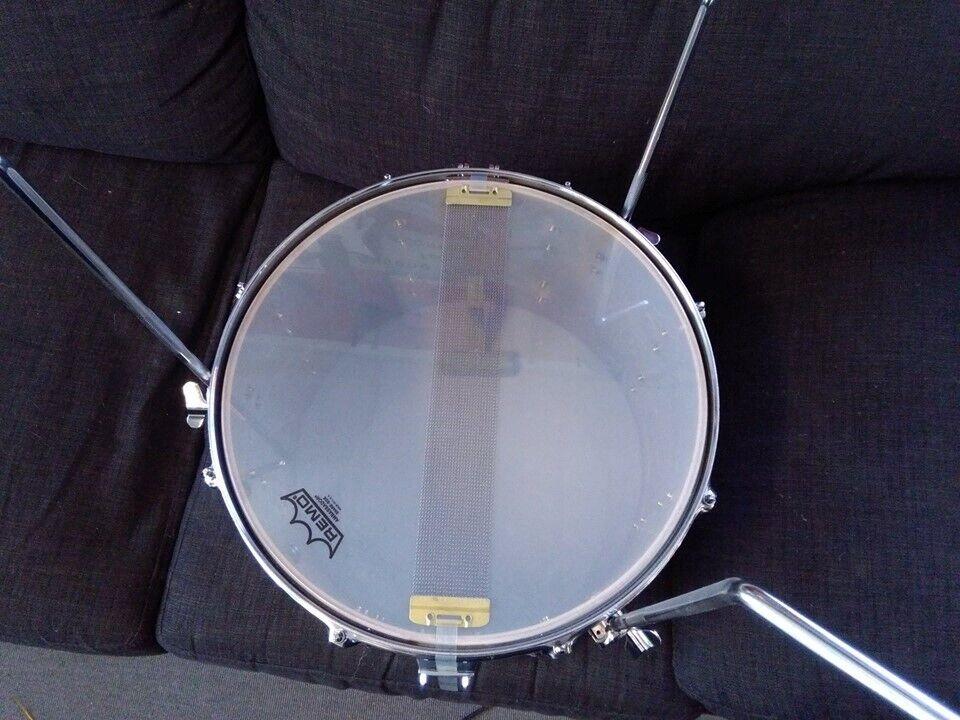 Lilletromme, Custom Ballad Snare