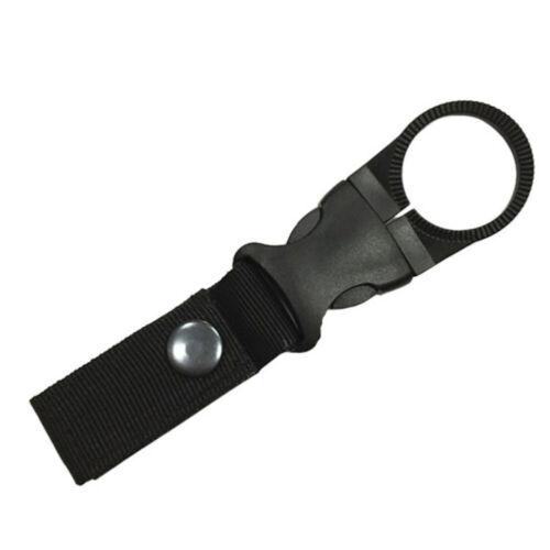 Carabiner Water Bottle Buckle Hook Holder Strap Belt Clip Outdoor Travel Beamy