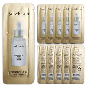 Sulwhasoo-Serenedivine-Oil-First-Peace-1ml-10pcs-150pcs-Newist-Version