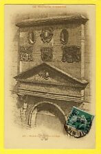 cpa LA ROCHELLE Disparue (Charente Maritime) Ancienne PORTE du COLLEGE