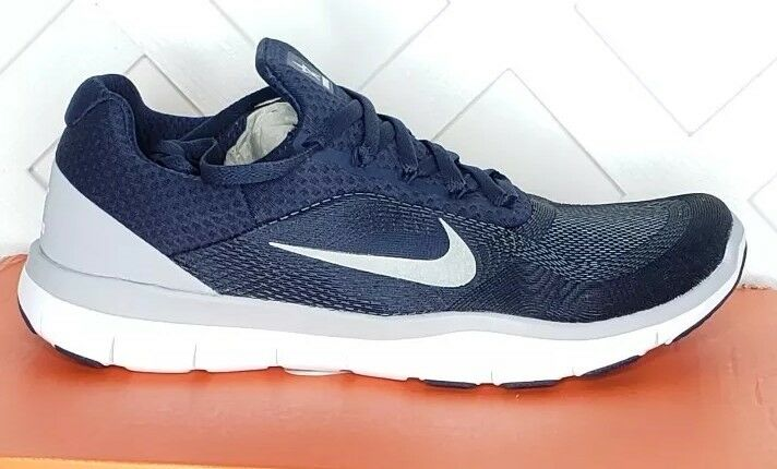 NIKE FREE TRAINER TRAINER TRAINER V7 NFL DALLAS COWBOYS AA1948-405 MEN'S SIZE 7 bluee white 1e0cc0