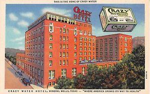 Crazy Hotel Mineral Wells, TX