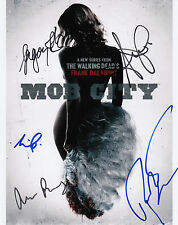 """""""Mob City"""" multi signed 10x8 photo poster  P163MC  UACC sourced proof available"""