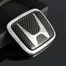 JDM Carbon Fiber HONDA Emblem for EK EG GA DC Civic/Acura/Prelude/Integra DB DC