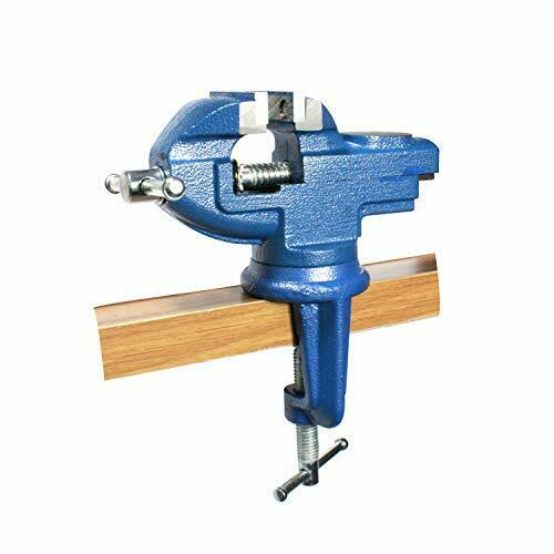 """Home Vise Clamp-On Vise,2.5/"""" HFS R"""