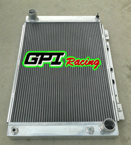 FAN 1964 1965 1966 Ford Thunderbird 64 65 66 NEW GPI aluminum radiator