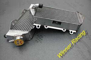 FOR Kawasaki KX125//KX250 1994-1998 1995 1996 1997 1998 Aluminum Radiator
