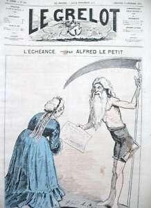 L-039-Deadline-Death-Reaper-Caricature-Politique-Satirical-the-Jingle-1874