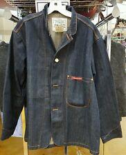 Levis X Visionaire 31 Blue Rigid Jacket/  Sack Coat Ltd Edition No. 5944 of 6000