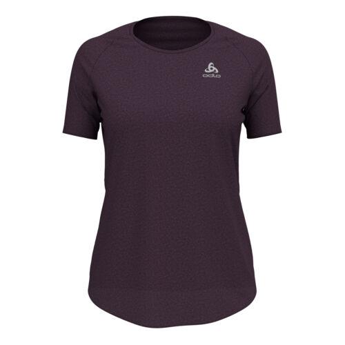Odlo Damen millennium element bl top crew neck shortsleeve  T-Shirt Lila NEU