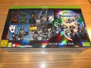 X Box One Skylander Skylanders Imaginators Dark Edition Extras >inutilisé