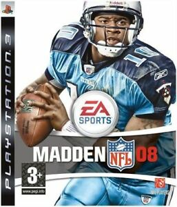 PS3-Madden-NFL-08-2008-New-amp-Sealed-Official-UK-Stock