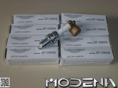 Original Satz Zündkerzen Zünd kerze Spark Plug Set Aston Martin V8 Vantage
