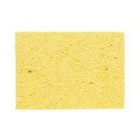 10X Soldering Iron Solder Tip Welding Cleaning Sponge Yellow New