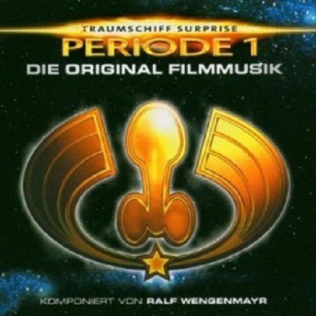R. WENGENMAYR/OST-(T)RAUMSCHIFF SURPRISE-PERIODE 1-FILMMUSIK CD SOUNDTRACK NEU