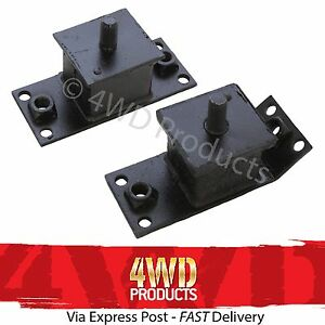 Gearbox-Mount-SET-for-Nissan-Patrol-MQ-MK-4-0P-2-8P-3-2D-80-88