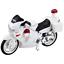 Takara-Tomy-Tomica-004-No-4-Honda-VFR-Police-Bike miniatura 1