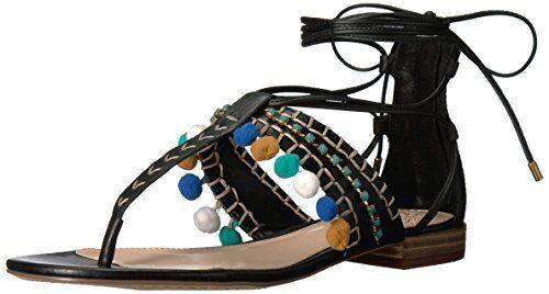 Vince Camuto Damenschuhe Balisa Flat Sandale- Pick SZ/Farbe.