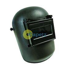 ARC Soldadoras Pantalla Soldadura Headshield Casco Máscara Mig Flip Up Silverline 868520