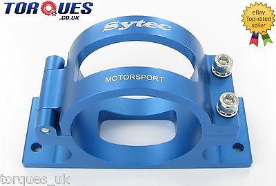 In Black Walbro Motorsport Fuel Pump Cradle// Mount  60mm or 55mm Bosch 044