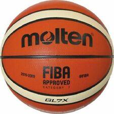 Molten Basketball BGM5X FIBASpielball Orange Gr.5 NEU