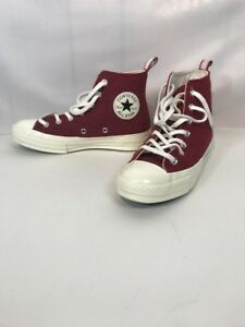 47db6c6fe092a3 Converse All Star Chuck Taylor High Top Burgundy Maroon men s size 5 ...