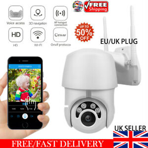 1080P-WIFI-IP-Camera-WHITE-Wireless-Outdoor-CCTV-HD-Home-Security-IR-Cam-UK-SELL