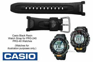758f4db2c Genuine CASIO Watch Strap Band PRG-40 PRG-240 PRG40 PRG240 PRG 40 ...