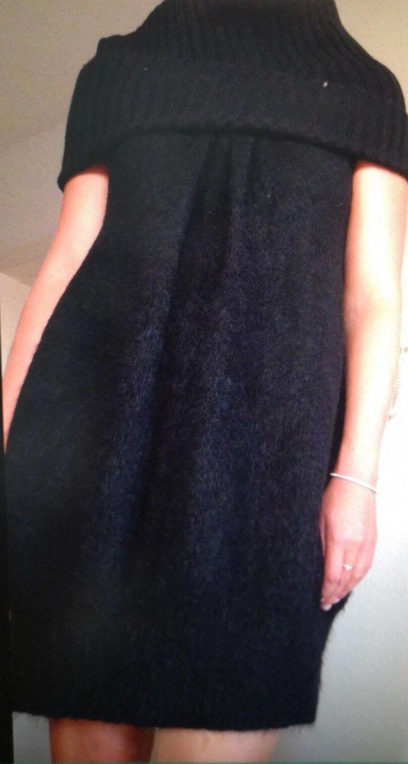 MAX Mara Sportmax donna abito abito abito + tuba, nero. NP 78f6ee