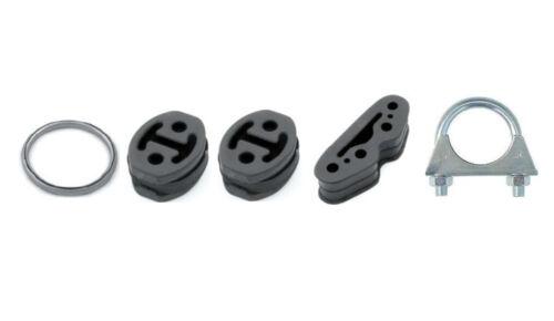 Auspuffanlage Abgasanlage Auspuff für Fiat Punto II 1.2 80PS Anbausatz