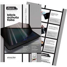 Panasonic Eluga Arc 2 Blickschutzfolie matt Schutzfolie Folie dipos Displayfolie
