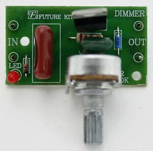 Ac Motor Fan Dimmer Speed Control 1000w 220 240v Triac
