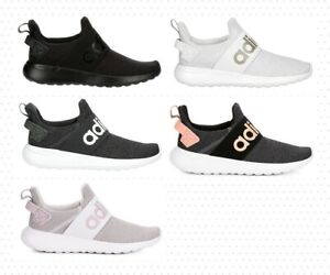 Details about Adidas Cloudfoam Lite Racer Adapt Womens Slip On Shoes Sneakers Casual NIB