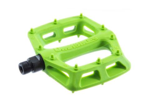 Plastic Flat Platform Mountain Bike Pedals DMR V6